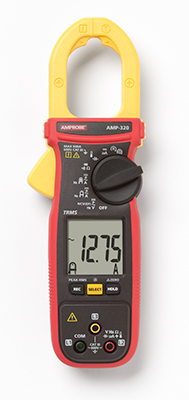 AMP-320 Clamp Meter