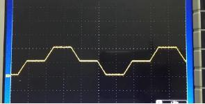 APM DC Source LIST Waveform Editing Function Slope Waveform