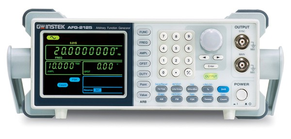 5 MHz Arbitrary Function Generator