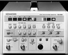 The Kenwood CG-931 is a color pattern generator for the NTSC color system. In addition to the split-field color bar required for the adjustment and inspection of video equipment and color TVs, the CG-931 is provided with a variety of standard pattern signals including the dot, cross-hatching, center-cross and window patterns as well as blue, green, red and white color raster patterns. With S-output provided as standard, the CG-931 is indispensable for the new multimedia era.