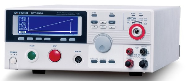 A.C. 500VA AC/DC Withstanding Voltage/Insulation Resistance Tester