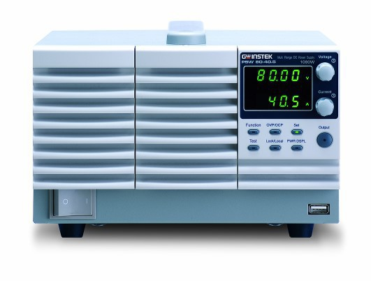 360W, 80V, 13.5A, Programmable Switching D.C. Power Supply (Multi-Range)