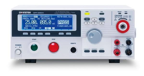 AC 200VA AC/DC Withstanding Voltage/Insulation Resistance/Ground Bond Tester