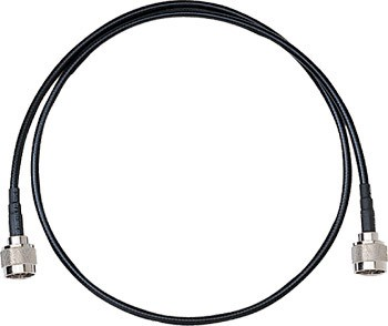 RF Cable, RG223 Assembly, 1000mm, N(P/M)
