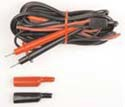 10 foot Shielded Test Lead Set with Alligator Clips