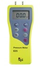 Dual Differential Input Manometer with ±80 inH2O range and 0.01 in H2O resolution. Seven units of pressure: inH2O, mbar, KPa, PSI, mmH2O, mmHg, inHg, Auto power off, Record/Min/Max, Backlight display, Zero function, Trim mode to stabilize readings.