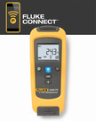 A versatile K-type thermocouple thermometer that wirelessly relays measurements to other Fluke Connect™ enabled test tools.